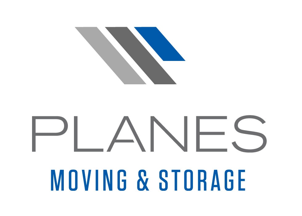 Planes Moving and Storage Logo