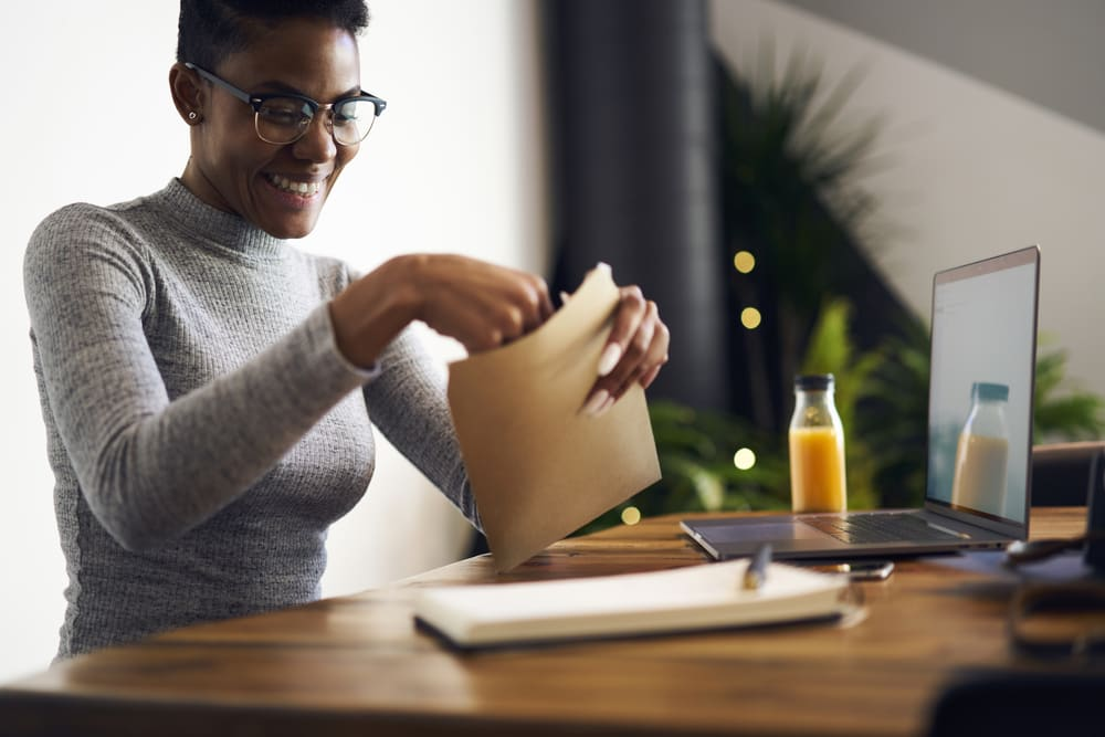 When moving in with a partner, forwarding your mail can save you a lot of trouble.