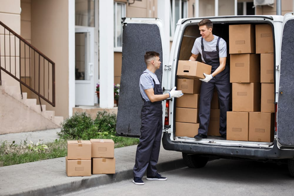 do movers pack for you