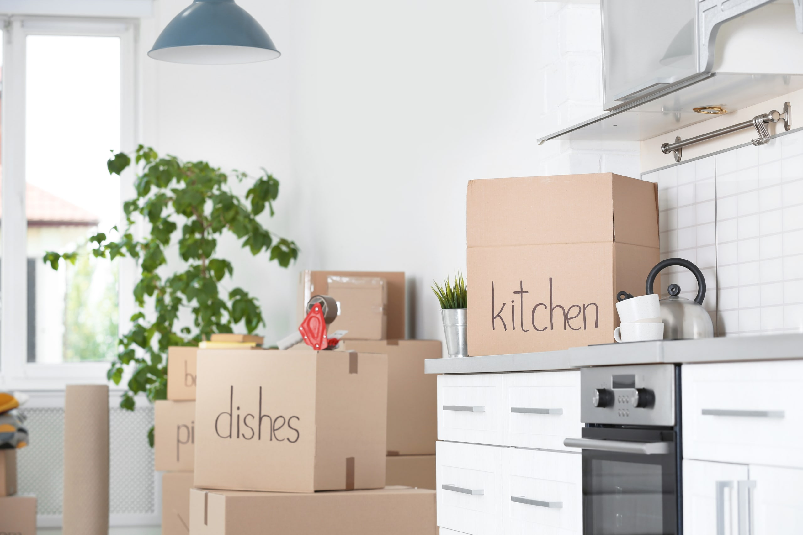 How To Pack Kitchen Items Dishes Food Appliances And More