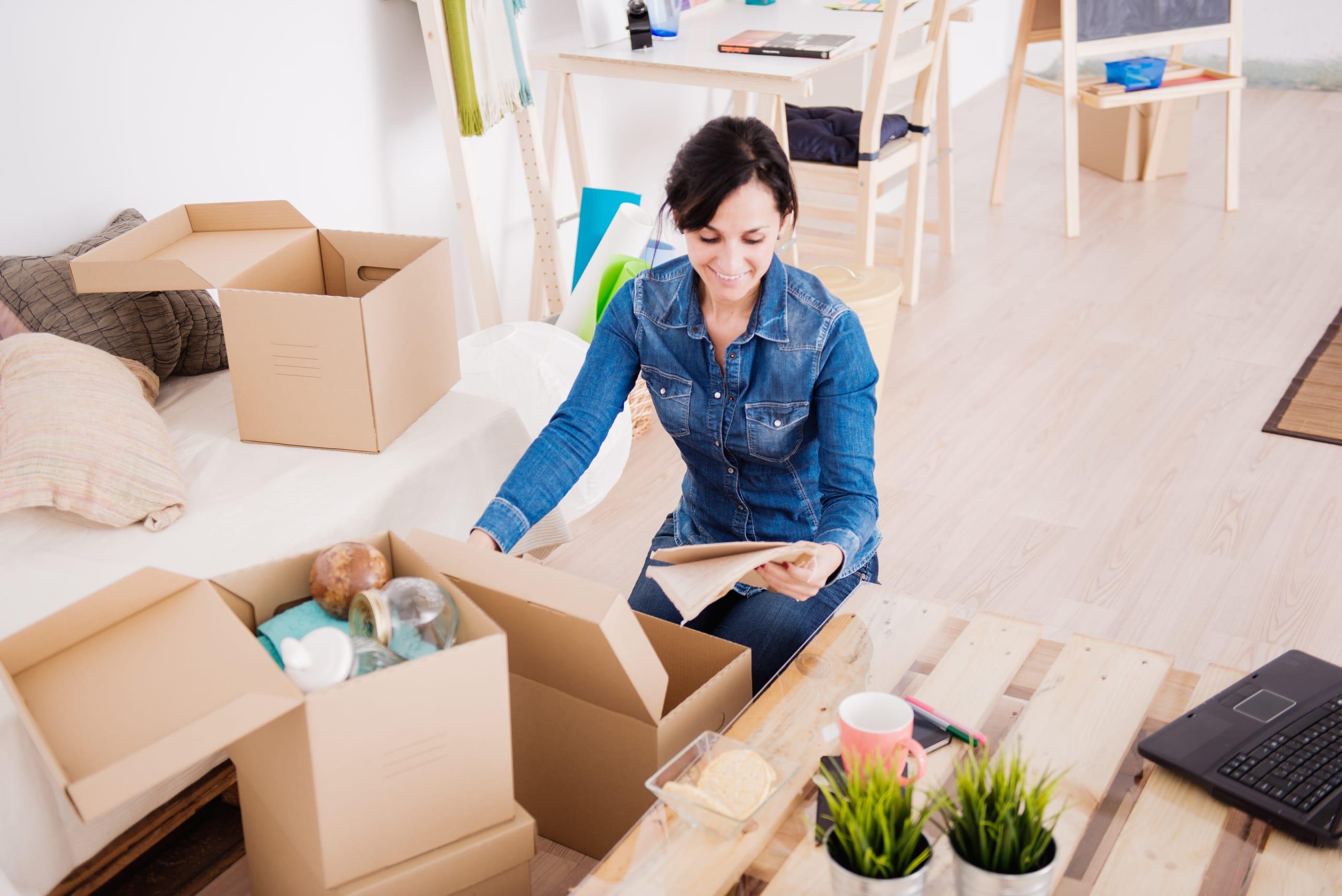 Make unpacking easy