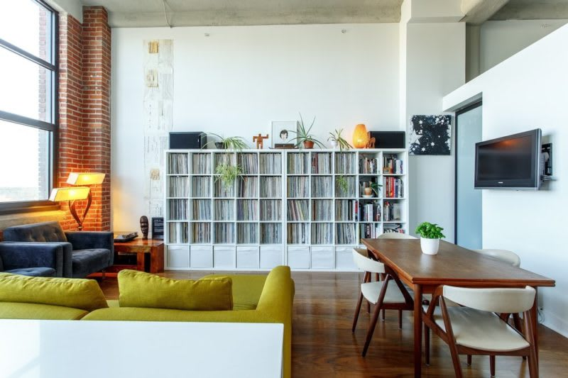 Bookshelves: how many boxes do you need