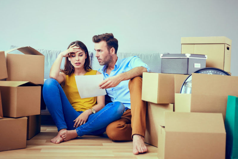 moving company scams