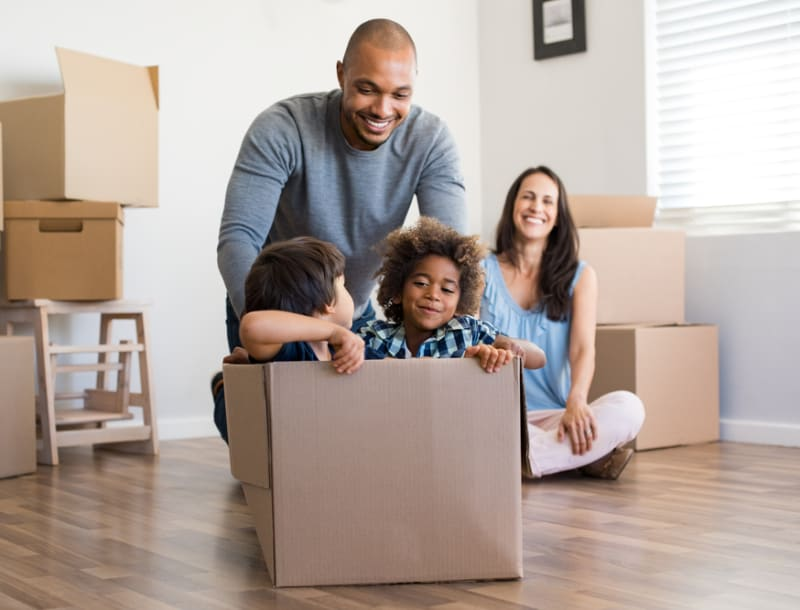 Moving With Kids: Helping Your Children Adjust to Change