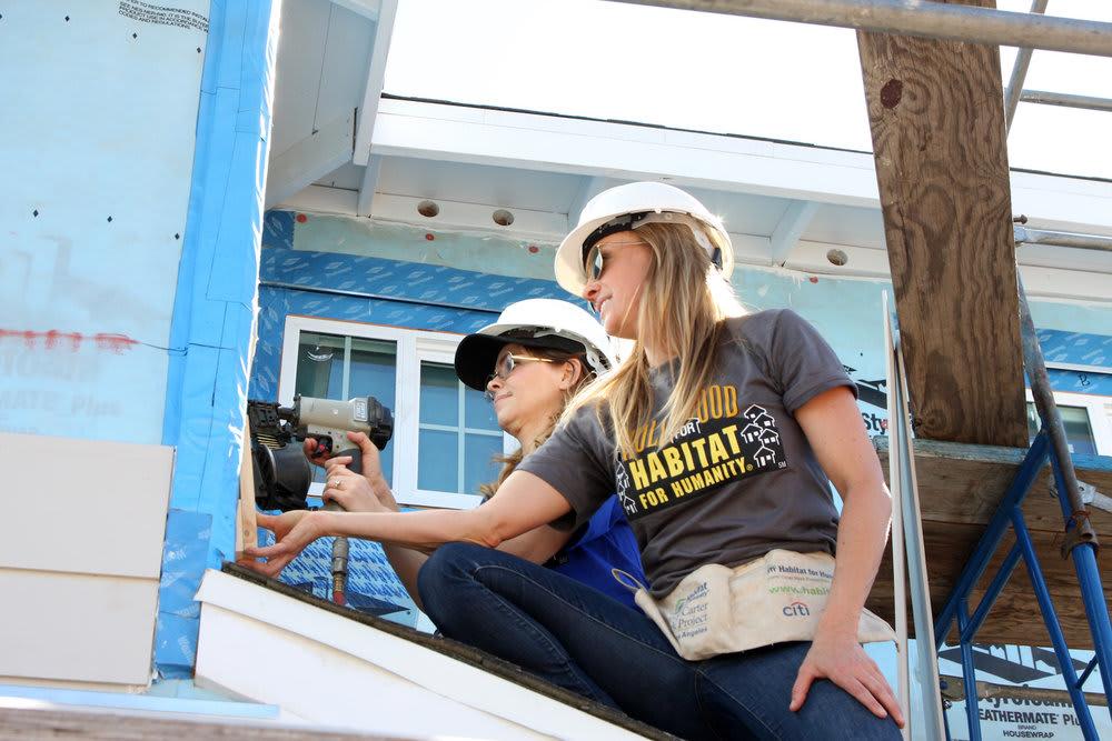 Habitat for Humanity furniture donation