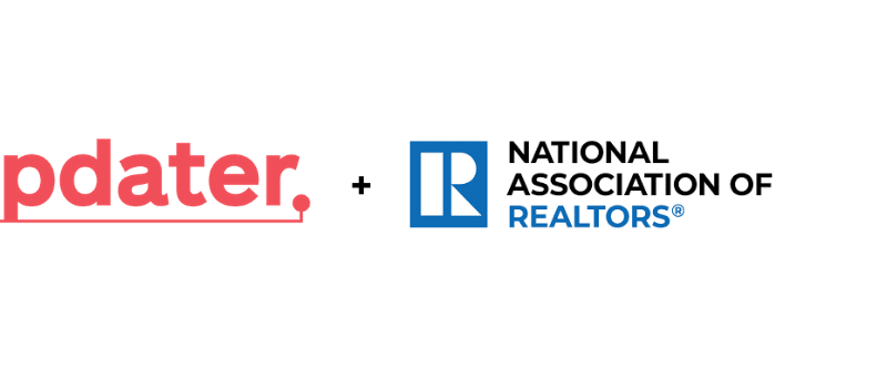 Updater Announces Relocation Trends Data Partnership with National Association of REALTORS®