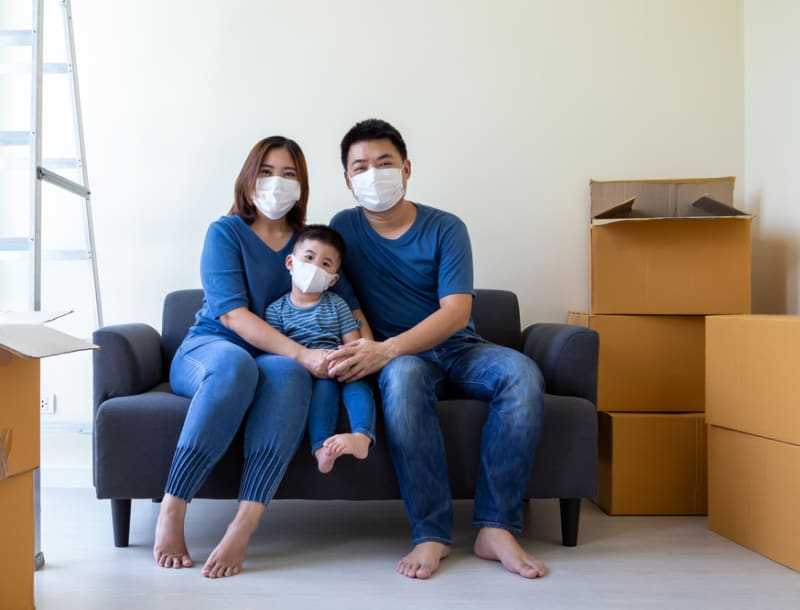 Cleaning and Safety Tips for Moving During Coronavirus (COVID-19)
