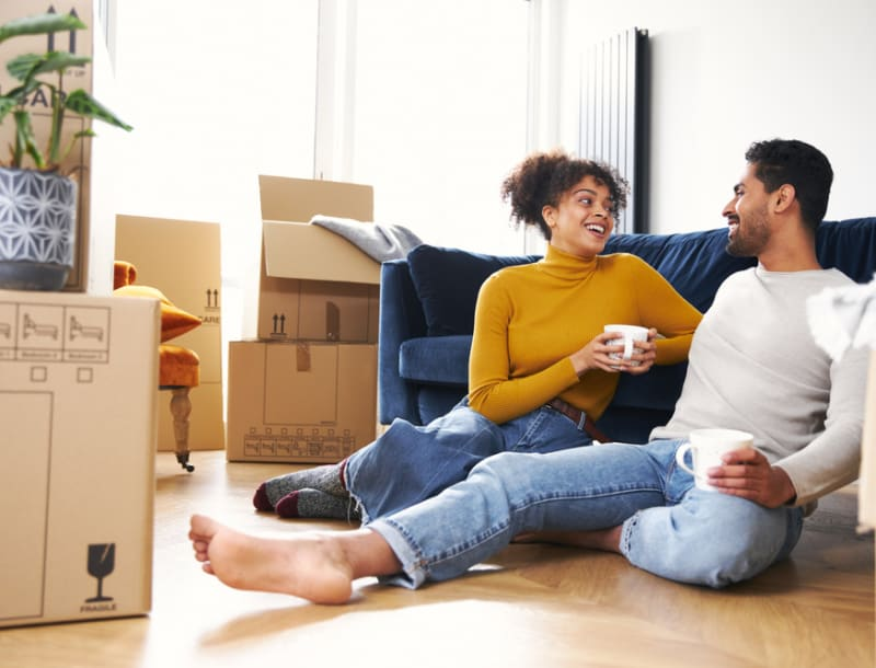 Essential Items When Moving with a Partner