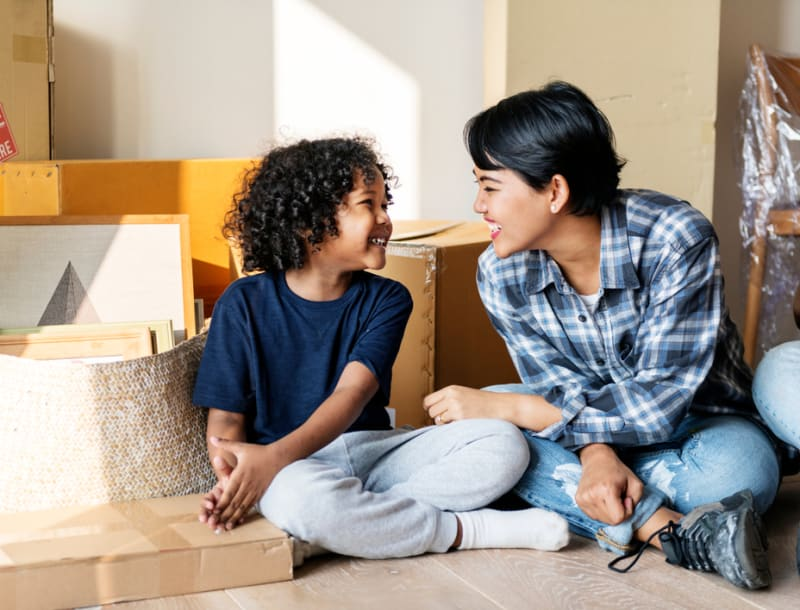 Moving With a Baby? Renters Insurance Can Ease Your Mind