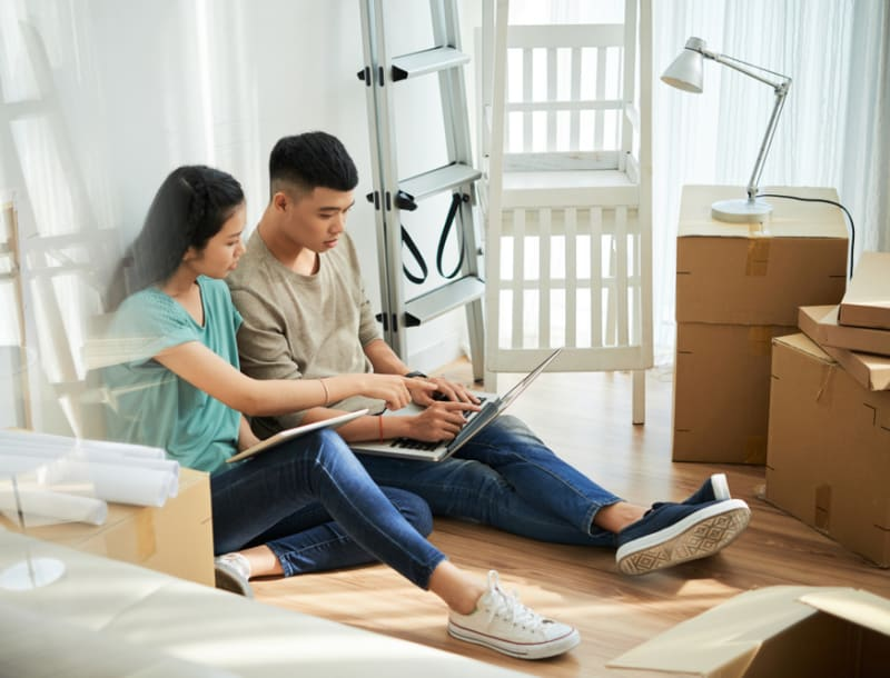Moving for a Job? Renters Insurance Can Set You at Ease