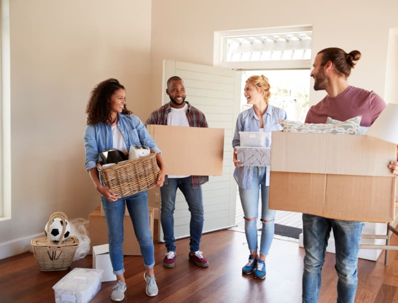 Moving After Graduation? Here's How to Save Some Money