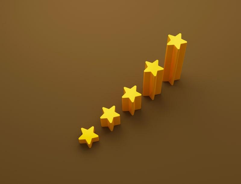 5 Stars: Increasing Brand Loyalty