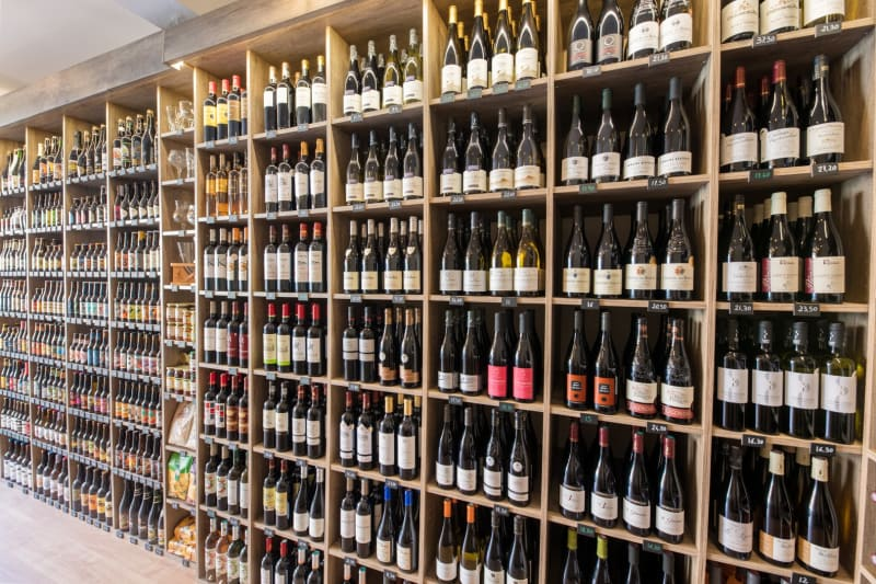 Cave à bières et vin à Nice