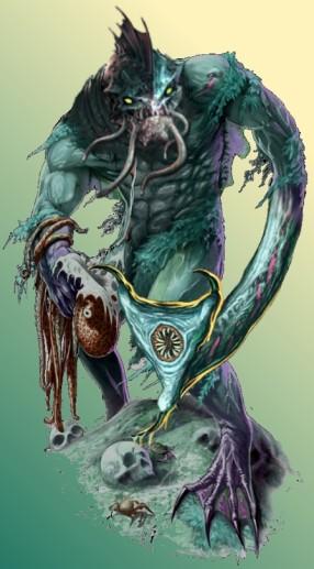 Bizarre Monsters Via Hybrids Templates And Slas