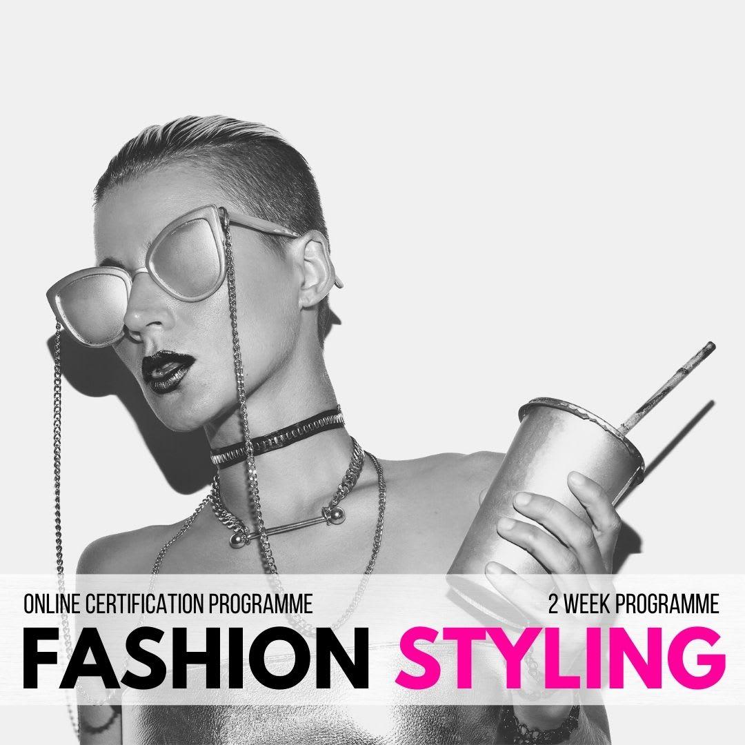 Fashion Styling programme