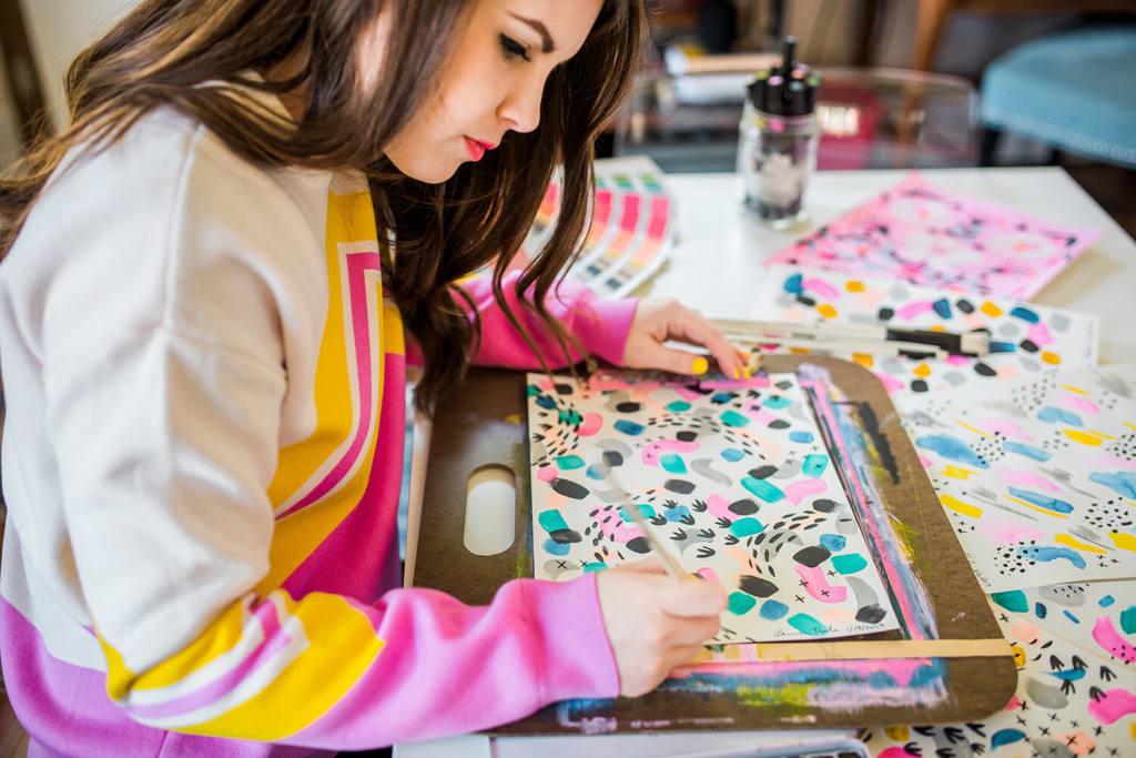 Textile designing jobs