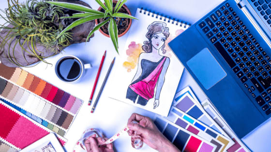 Fashion designer job