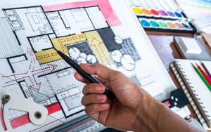 interior designing scope