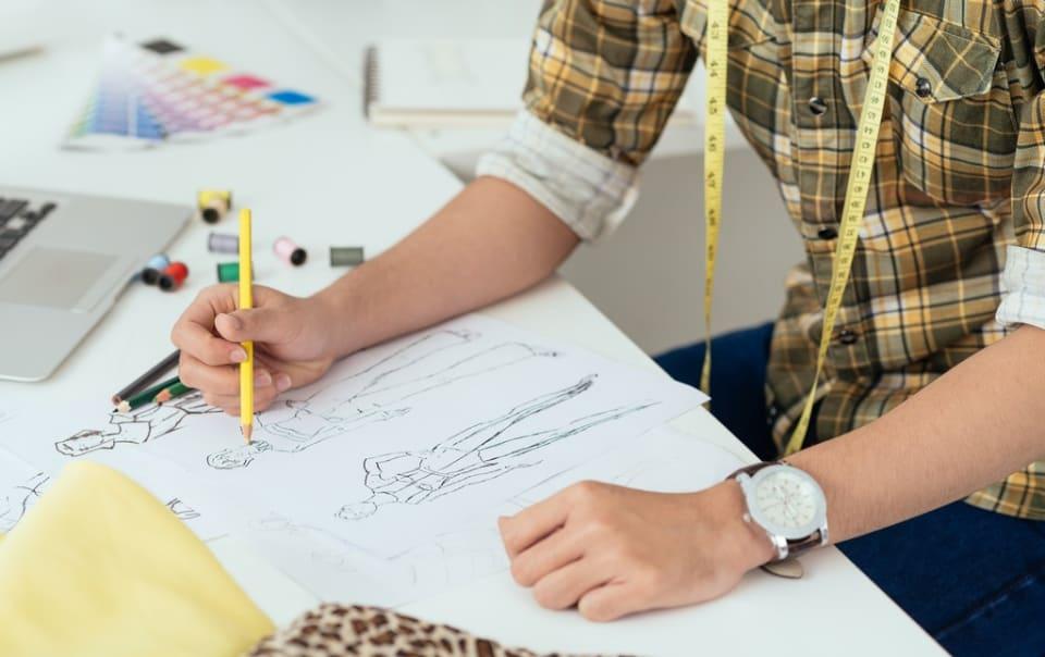become a fashion designer in india