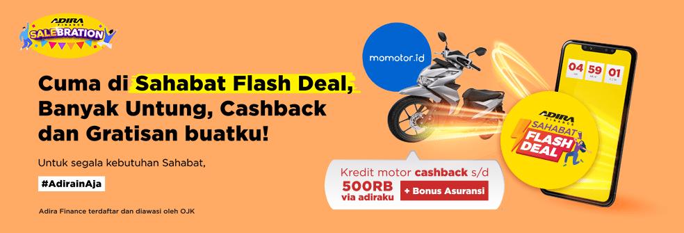 momotor.id Flash Deals