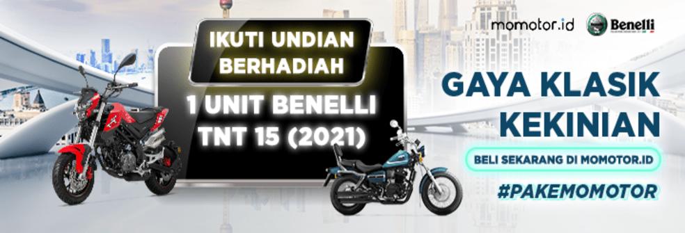 Motor Baru Benelli