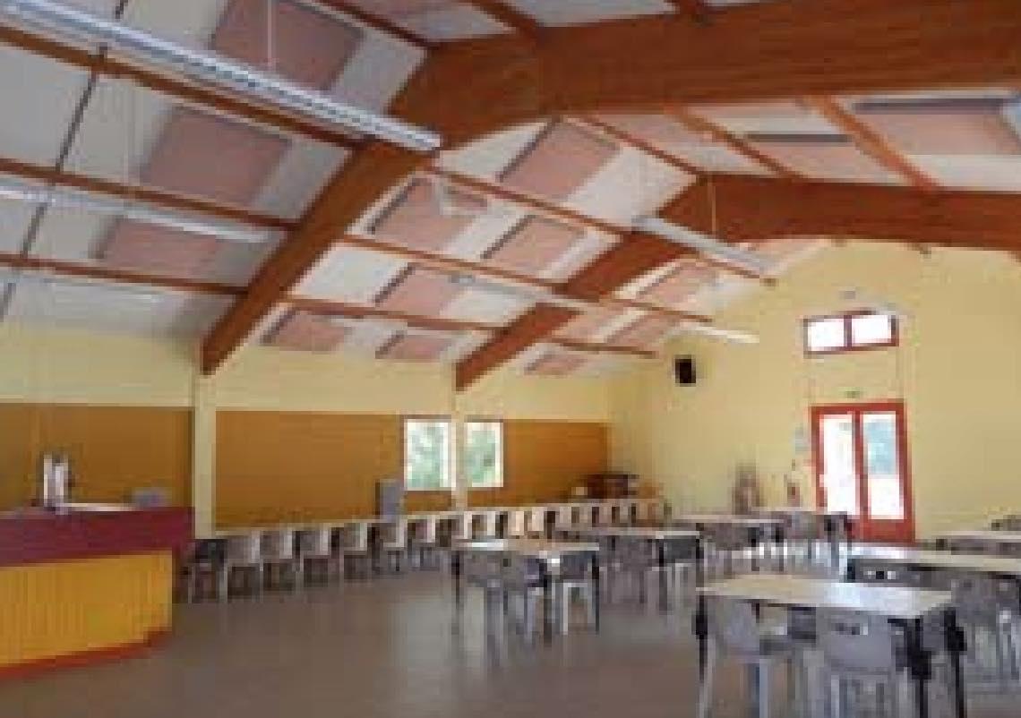 Location de salle à  Varaignes