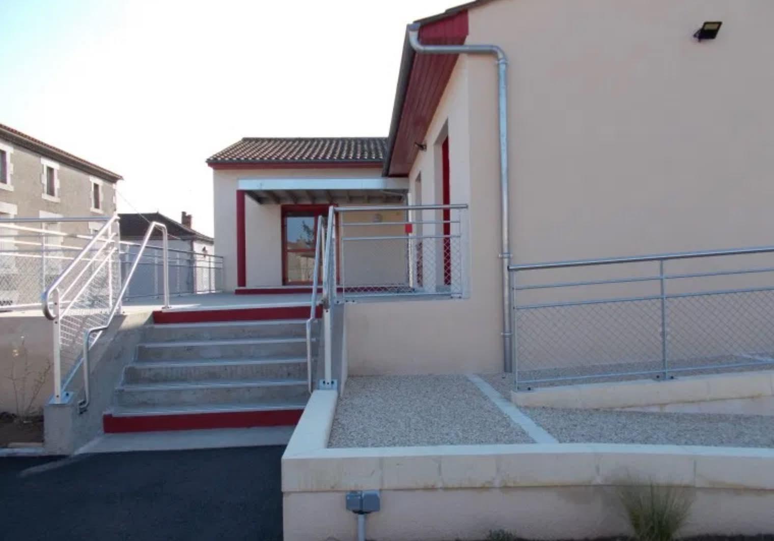 Location de salle à  Augignac