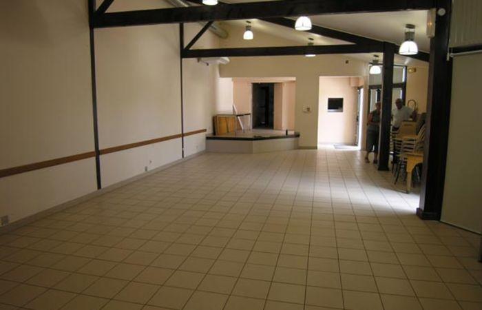 Location de salle à Champmillon