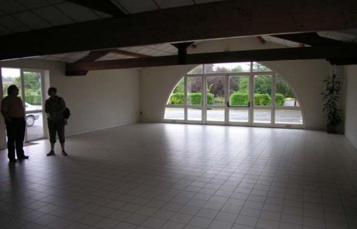Location de salle à Graves-Saint-Amant