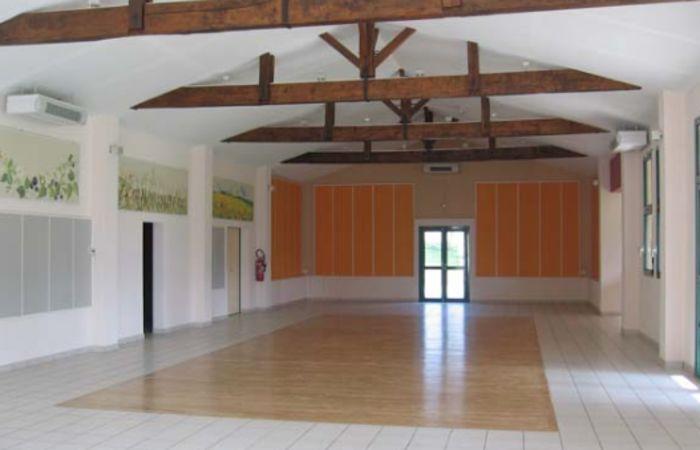 Location de salle à Saint-Quentin-de-Chalais