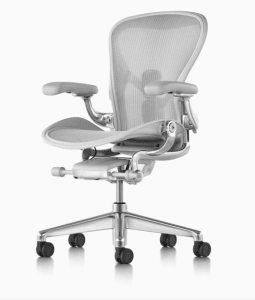 Aeron Ergonomic Office Chair by Herman Miller