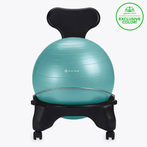 Classic Balance Ball Chair by Gaiam