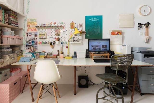 Yaara Zikorel's workspace