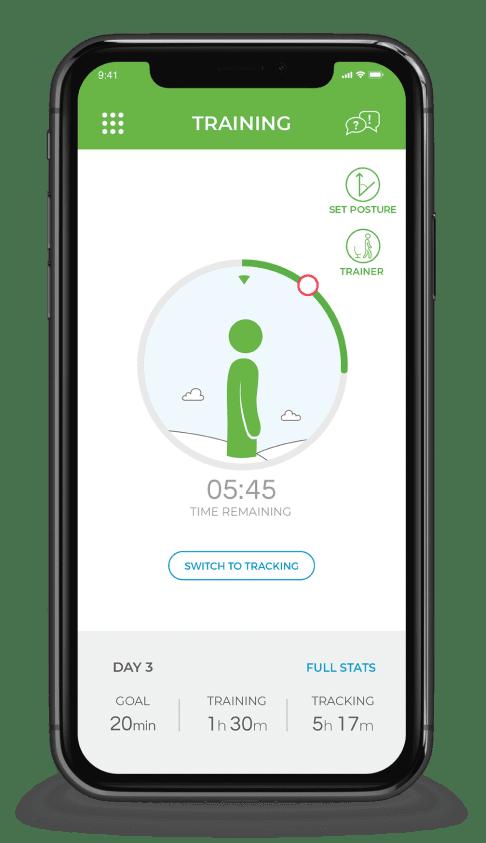 Upright GO Native app