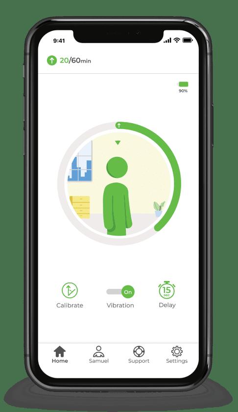 Upright RN App