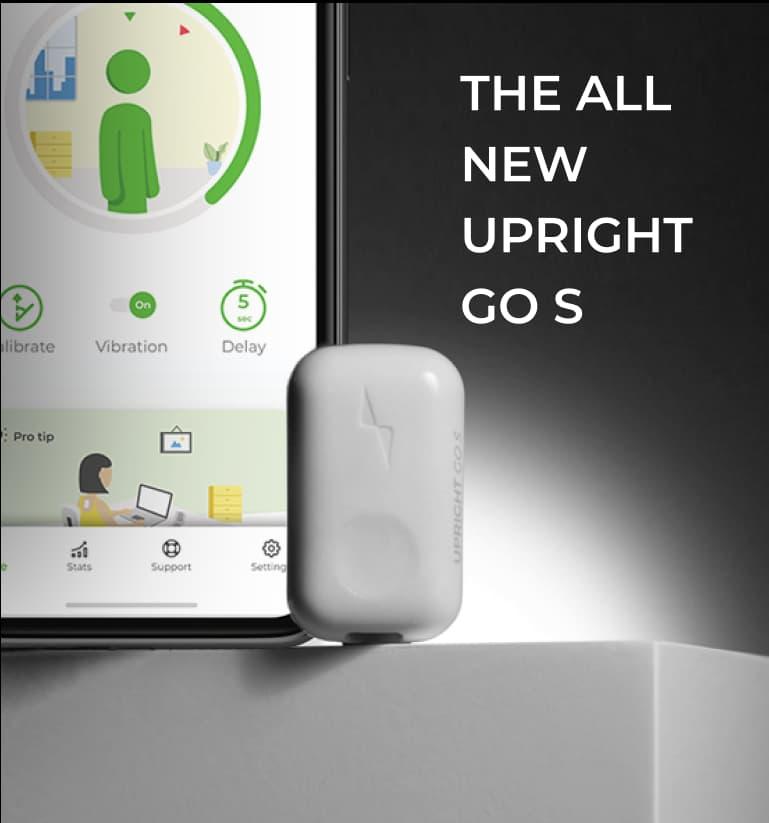 Upright GO S device