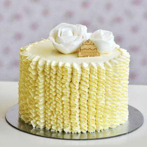 RUFFLE fondant flower | Buy Cakes Dubai