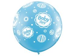 Buy blue balloon | Balloon arrangement