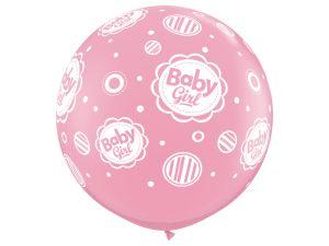 Buy pink balloon | Balloon arrangement