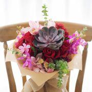 Premium red Roses, Mokara | Buy Flowers in Dubai UAE | Gifts | Cakes
