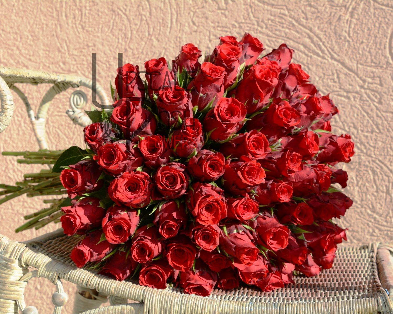 Red rose bouquet upscale and posh flowers aed 49000 aed 19500 izmirmasajfo