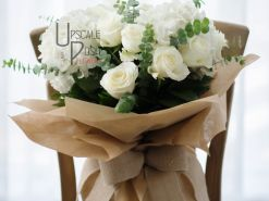 White Roses, Hydrangea | Buy Flowers in Dubai UAE | Gifts | Cakes