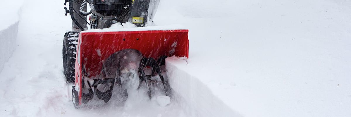 How do You Prepare a Snowblower for Winter?