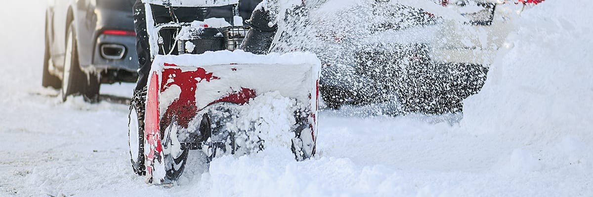 Is a Snow Blower Extended Warranty Necessary?