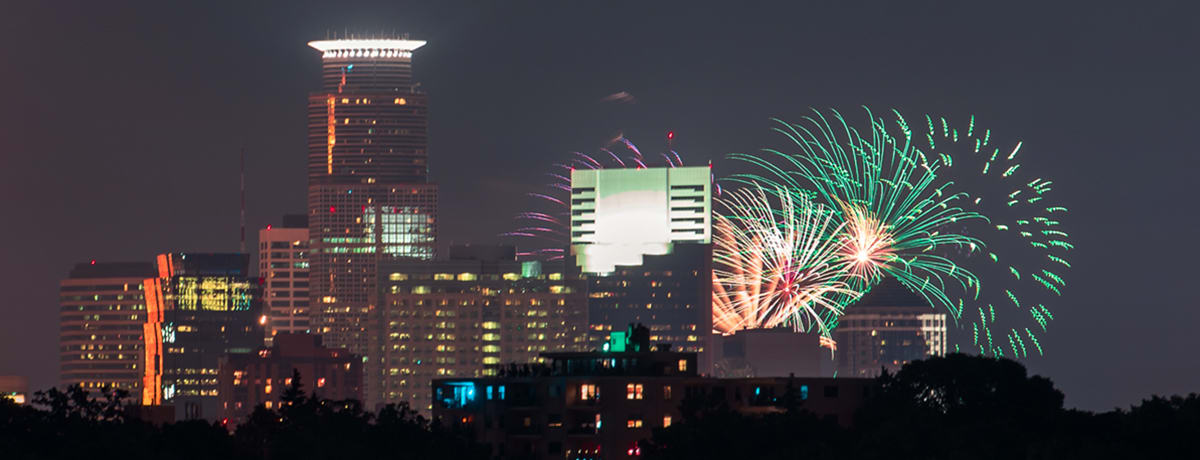 How to Capture the Best Fireworks Photos