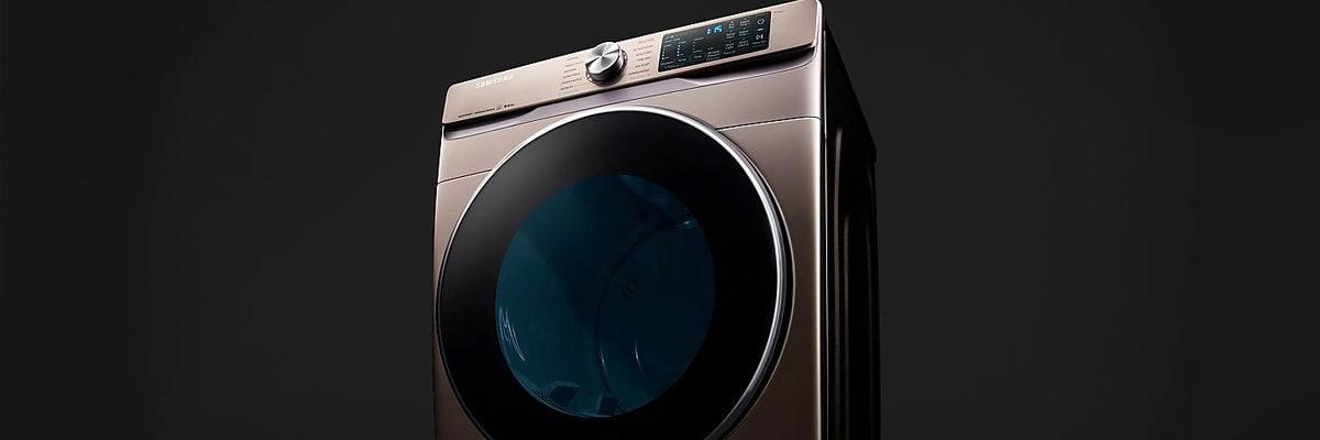 The New High-Tech Samsung Washer Even Includes AI