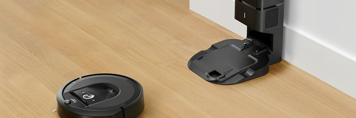 Compare Top Robot Vacuum Cleaners from Roomba, Shark and Samsung