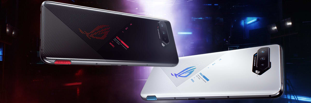 The ASUS ROG Phone 5 is Designed Specifically For Gaming