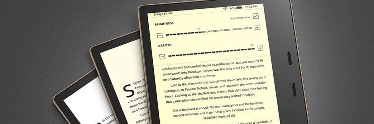 Best E-Reader: Amazon Kindle vs Oasis vs Paperwhite