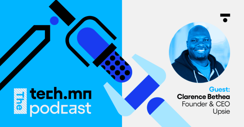 The tech.mn Podcast: From Founder to CEO with Clarence